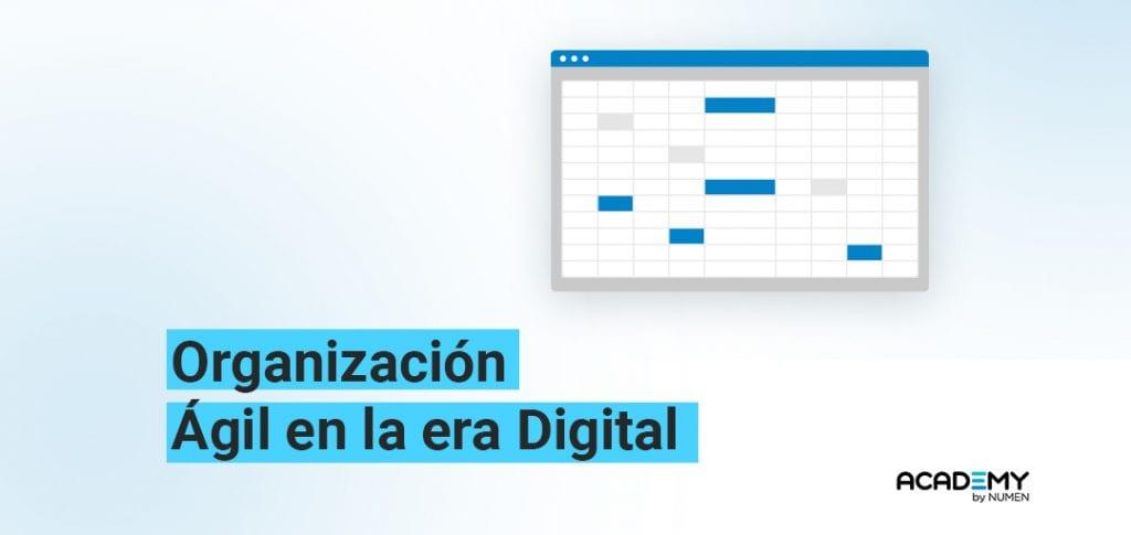 Organización ágil en la era digital